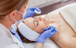 Cortisone injections for acne scar removal